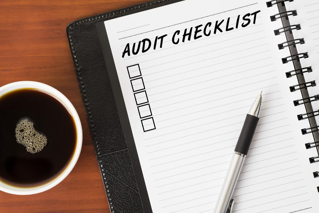 Industrial content marketing audit