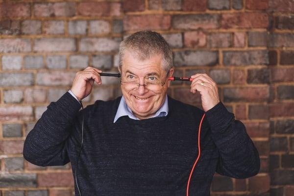 Keith Wilson, technical copywriter